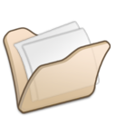 folder,beige,mydocument icon