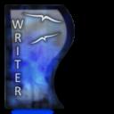 Ooo, Writer icon