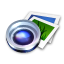photos, photography, images icon