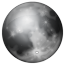 moon,phase,full icon