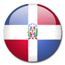 dominican, country, republic, flag icon