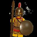 Lego, Spartan icon