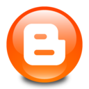 blogger,logo icon