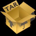 tar, comprimidos icon