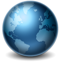 earth,globe,planet icon