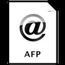 document, afp icon