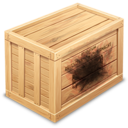 burned,crate icon