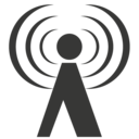signal towers icon