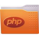 Places folder php icon