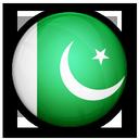 pakistan, flag, of icon