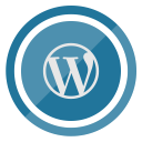 website, blog, wordpress icon