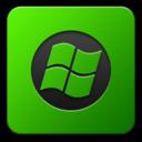 windowsmediacenter,windows icon