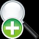 search add icon