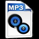 Audio MP3 icon