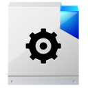 document configuration settings icon