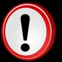 wrong, exclamation, alert, dialog, warning, error icon