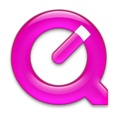 QuickTime Pink icon