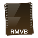 rmvb,video icon