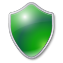 shield,green,antivirus icon