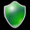 shield,green,antivirus icon