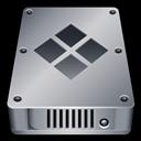 Bootcamp, Device, Drive, Hard icon