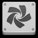Chakra, Here, Start icon