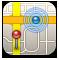 Alt, Maps icon