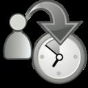 move,participant,waiting icon