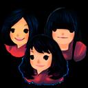 3girls, Ag icon