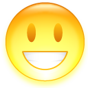 emot, smiley, funny, fun, face, emotion, smile, happy icon