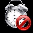 Clock, Disabled, Kalarm icon