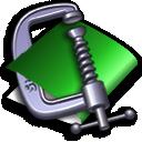 Stuffit folder icon