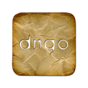 square, diigo, logo icon