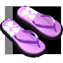 Slipper Icon Surf Icon Sets Icon Ninja
