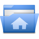 home, house, homepage, gnome, building icon