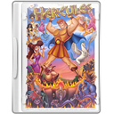Case, Dvd, Hercules icon