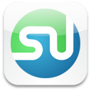 social network, bookmark, social, media, sn, stumbleupon icon
