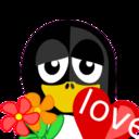 Valentine Tux icon