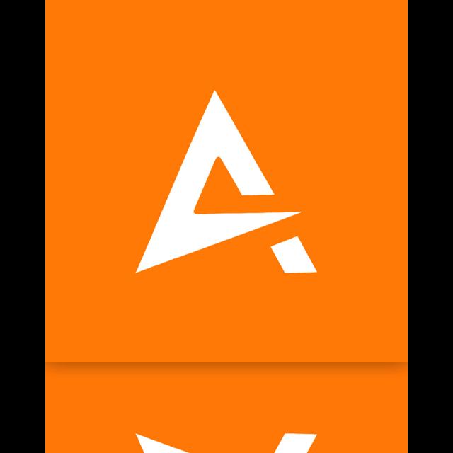 mirror, aimp icon