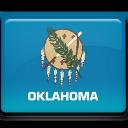 oklahoma, flag icon
