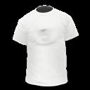 Tshirt, White icon