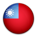 taiwan, of, flag icon