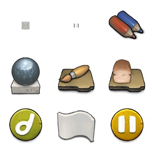 Buuf icon sets preview