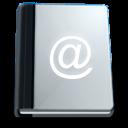 address,book,reading icon