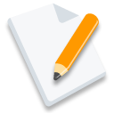 file,edit,write icon