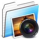 photo,folder,stripe icon