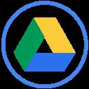 gdrive, drive, google icon