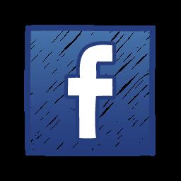 social, sn, social network, social media, facebook icon
