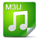 m3u icon