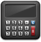 alt, calculator icon